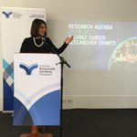 Minister Marlene Kairouz MP at the launch of early career research grants 2018