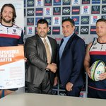 Melbourne Rebels sign Responsible Gambling Charter