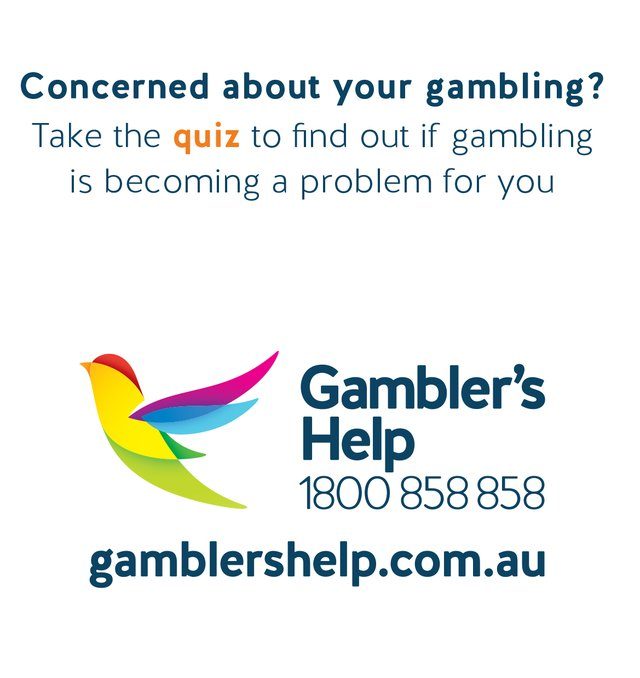 Concerned about your gambling? Take the quiz