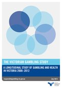 A longitudinal study of gambling and health in Victoria 2008–2012