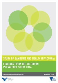 Study of gambling harm in Victoria