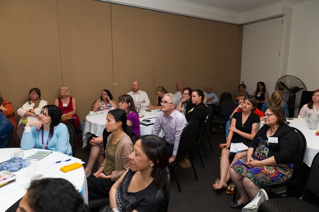 Many ways to help conference 2014 - 19