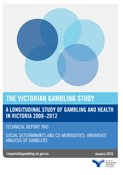The Victorian gambling study: technical report - part two
