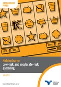 Cover image of the Hidden harm discussion paper